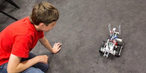 Summer Schools: Robotic Explorers (age 10–12)