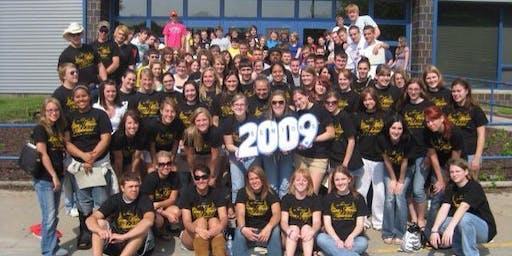 CCA Class of 2009 TEN Year Reunion