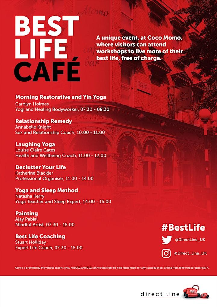 The Best Life Café image