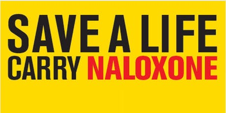Education and Distribution of Naloxone tickets