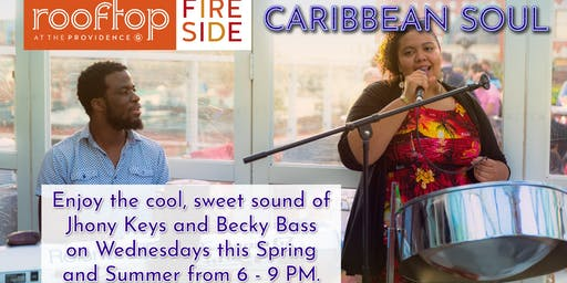 Caribbean Soul with Jhony Keys and Becky Bass