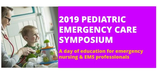 PEDIATRIC EMERGENCY CARE SYMPOSIUM