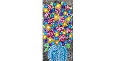 Flyboy's Deli (Beavercreek)- Fresh Picked Flowers - Paint Party