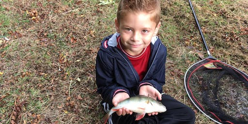 Free Let's Fish!  - Crewe & Nantwich - Learn to Fish Sessions - Wybunbury AC