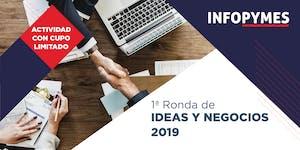 Ronda de Ideas y Negocios