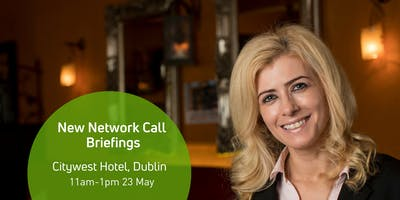 Skillnet Ireland New Network Funding Briefing Dublin