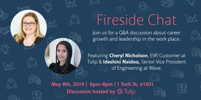 Fireside Chat on Grit in Leadership Hosted by Tulip Retail