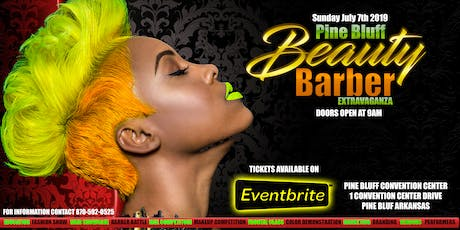 Pine Bluff Beauty And Barber Extravaganza tickets