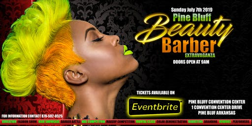 Pine Bluff Beauty And Barber Extravaganza