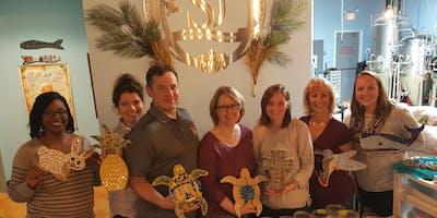Crafts & Drafts - DIY Mosaic Workshop