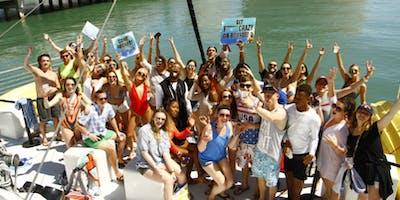 Party Boat Miami Memorial Weekend