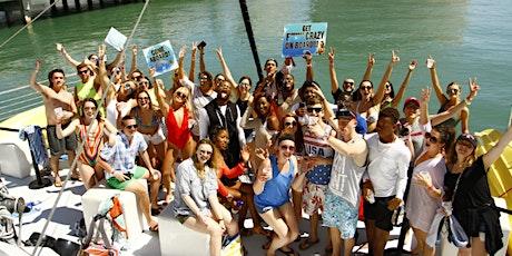 Party Boat Miami Memorial Weekend tickets