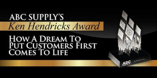 ABC Supply's Ken Hendricks Awards Picnic