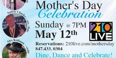 Tanya Melamed Presents: A Mother's Day Celebration