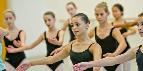 Princesses Ballet: Hub-Site All Student Dance Clinic