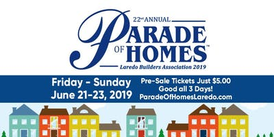 Parade of Homes Laredo