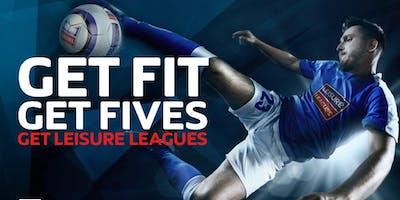 Leisure Leagues Swindon - Thursday six a side - St Joe's Catholic College