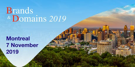Brands & Domains 2019 billets