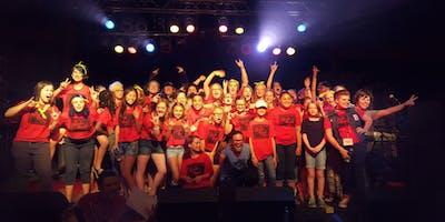 Girls Rock! Des Moines Summer Showcase