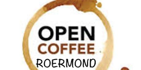 Open Coffee Netwerkbijeenkomst elke derde dinsdag van de maand. tickets