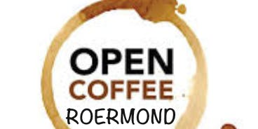 Open Coffee Netwerkbijeenkomst elke derde dinsdag van de maand.