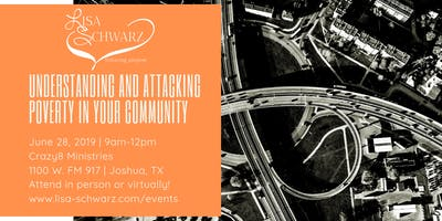 Understanding and Attacking Poverty in Your Community
