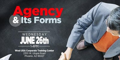 Agency & Its Forms