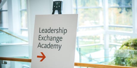 Summer 2019 Leadership Exchange Academy Cohort Program $200 Tuition Payment tickets