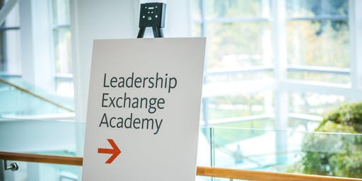 Summer 2019 Leadership Exchange Academy Cohort Program $200 Tuition Payment