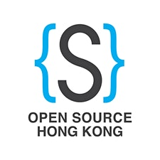 Open Source Hong Kong 開源香港 logo