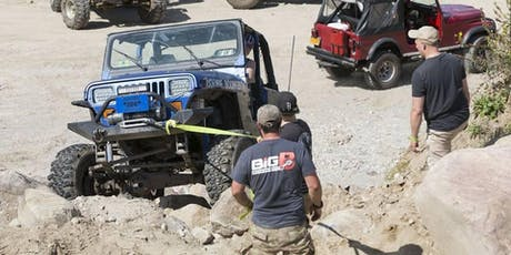 Titus Tough 4x4 | Jeep & Powersports Rally tickets