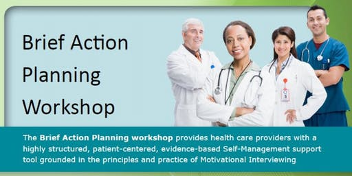 Brief Action Planning Workshop