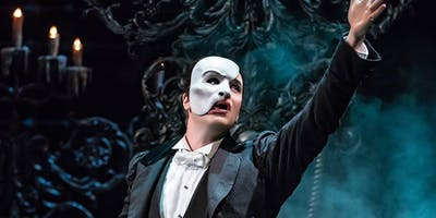 Buckner Connect- Date Night at Hale Centre Theatre (Phantom)