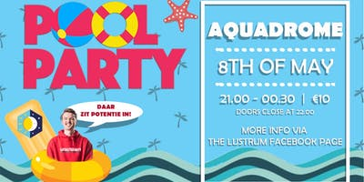 Lustrum Poolparty of S.A. Stress