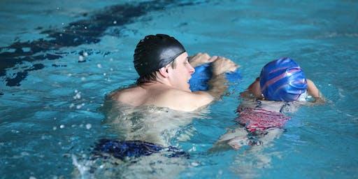 Swimming Lessons: Group B - Beginner (XPHE 205 03)