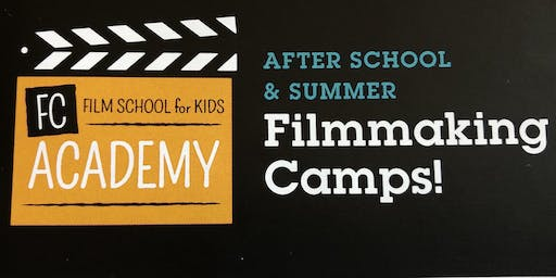 FC Academy August Filmmaking Class at The Cabot