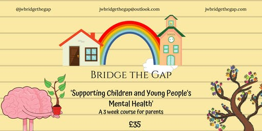 Supporting Your Child's Mental Health - please read details