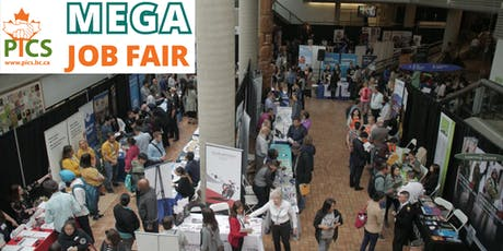 PICS Mega Job Fair Surrey 2019 tickets