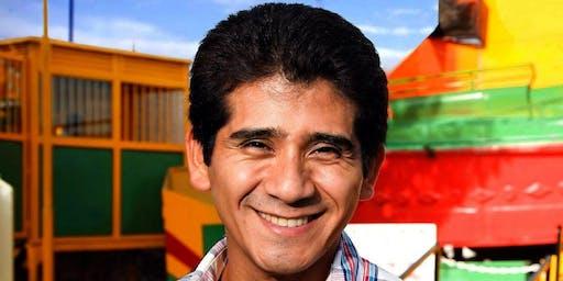 Osqui Guzmán | La improvisación como herramienta de creación