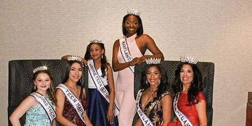 Mrs., Miss, Teen and Pre-Teens Maryland International Pageant Send Off Celebration