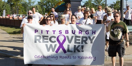 2019 Pittsburgh Recovery Walk tickets