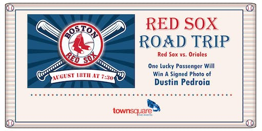 Red Sox Road Trip 2019 Augusta