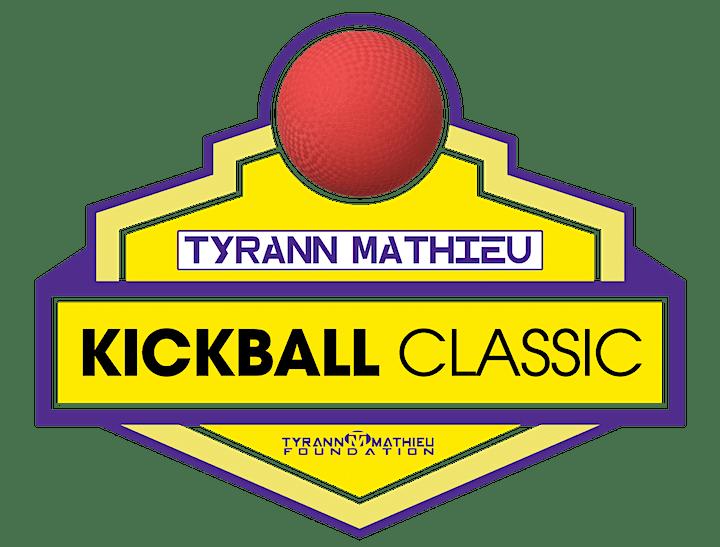 The Tyrann Mathieu Foundation's Celebrity Kickball Classic image