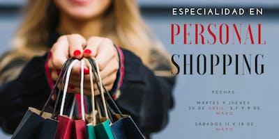 Curso Especialidad en Personal Shopping