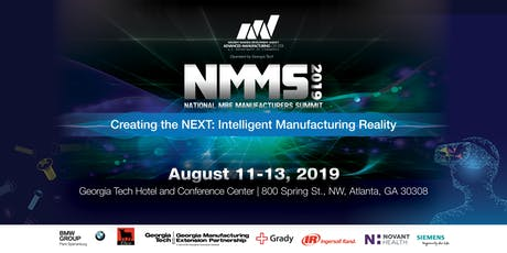 National MBE Manufacturers Summit 2019 tickets