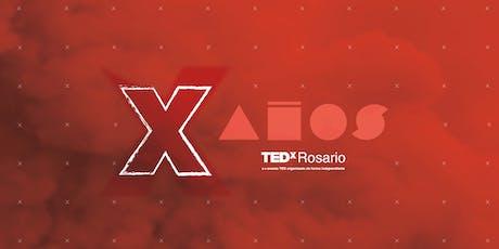 TEDxRosario 2019 entradas