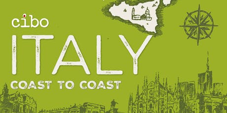 Italy Coast to Coast tickets