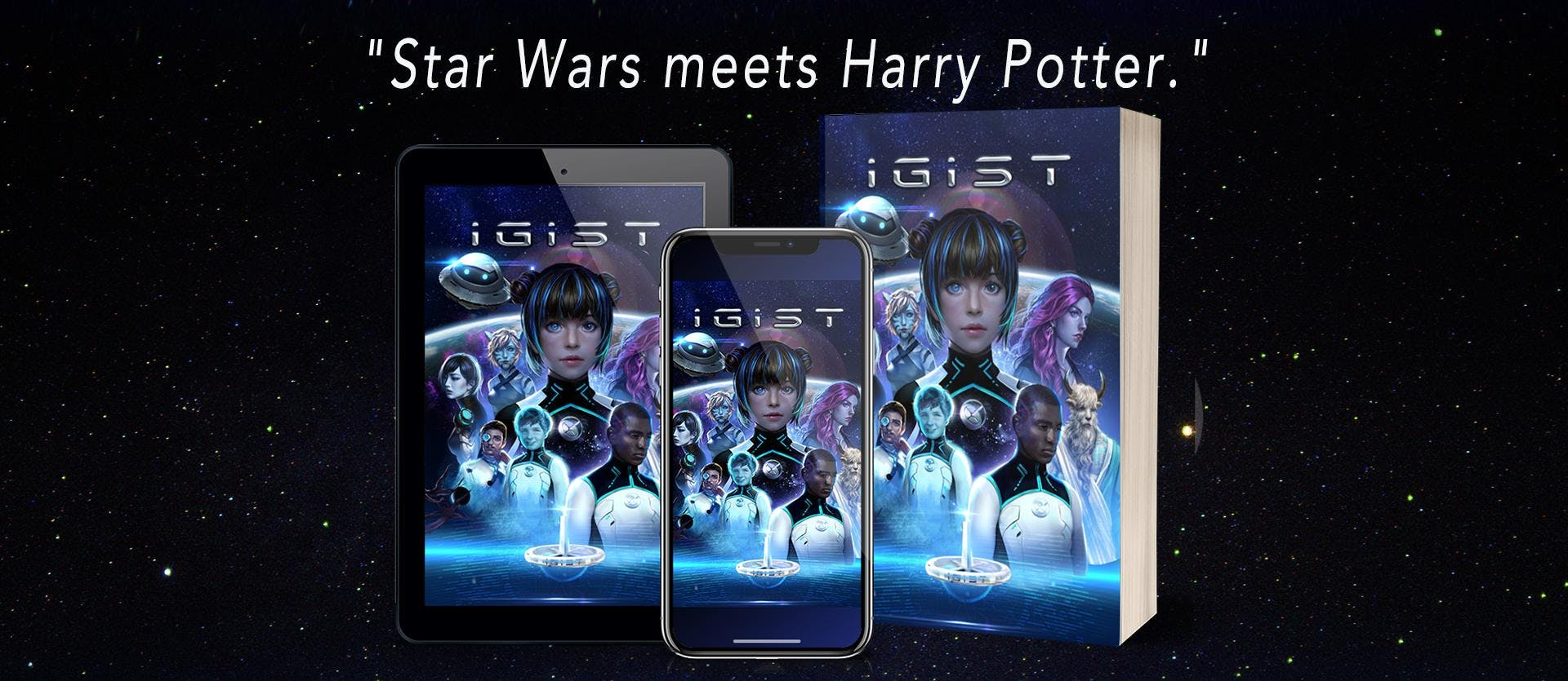 IGIST Book Launch Phoenix!!