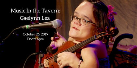 Music In the Tavern: Gaelynn Lea tickets