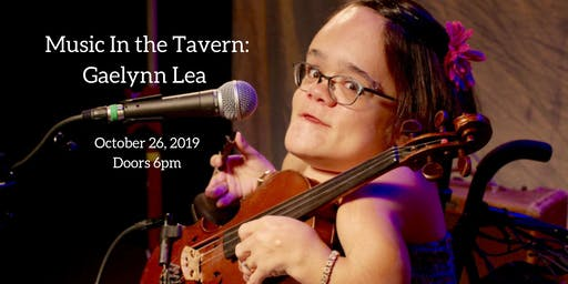 Music In the Tavern: Gaelynn Lea